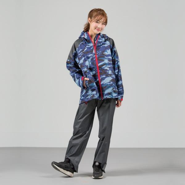 城市遊俠背包款風雨衣外套 3