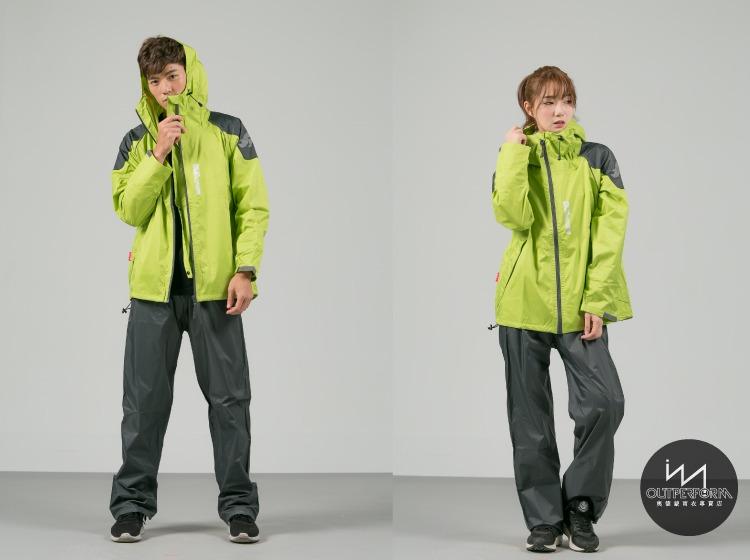 賽克兩截式風雨衣 13
