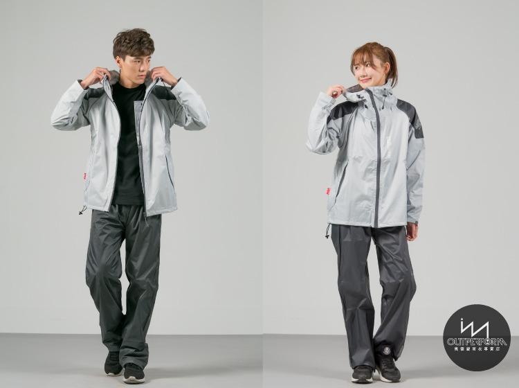 賽克兩截式風雨衣 12