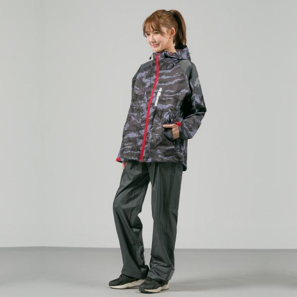 賽克快乾式風雨衣外套 2