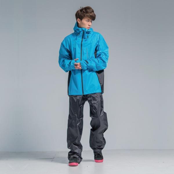 玩酷兩截式風雨衣 3