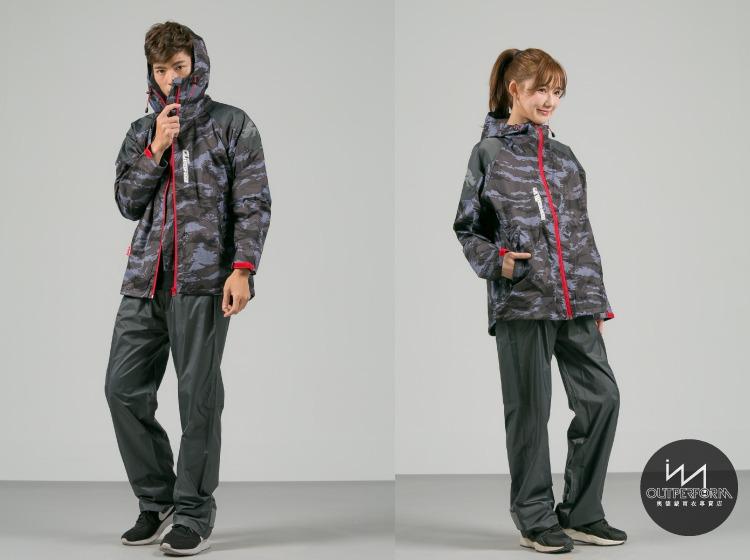 賽克兩截式風雨衣 14