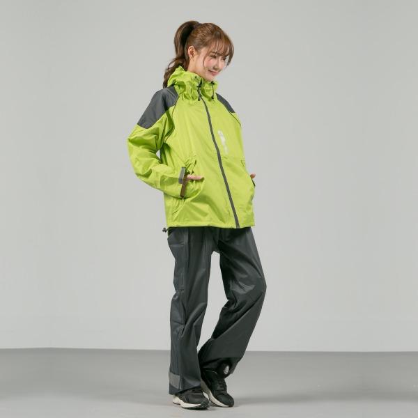 兩件式風雨衣,兩截式風雨衣