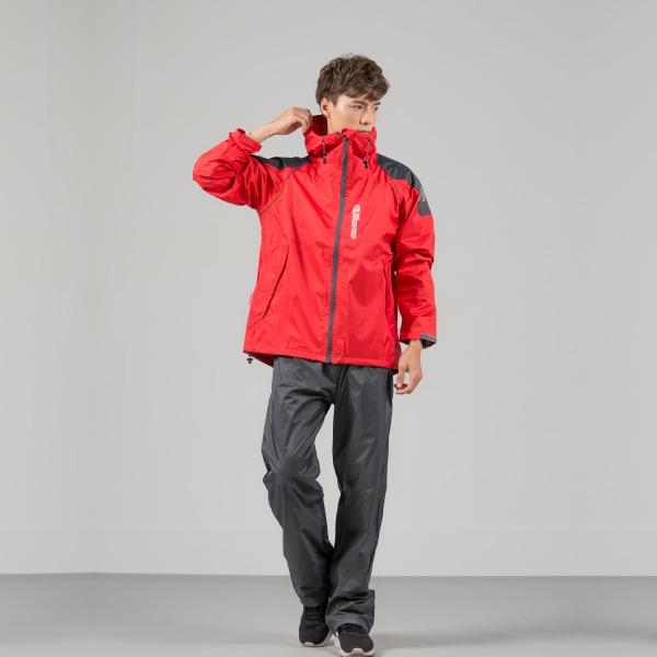 賽克快乾式風雨衣外套 4