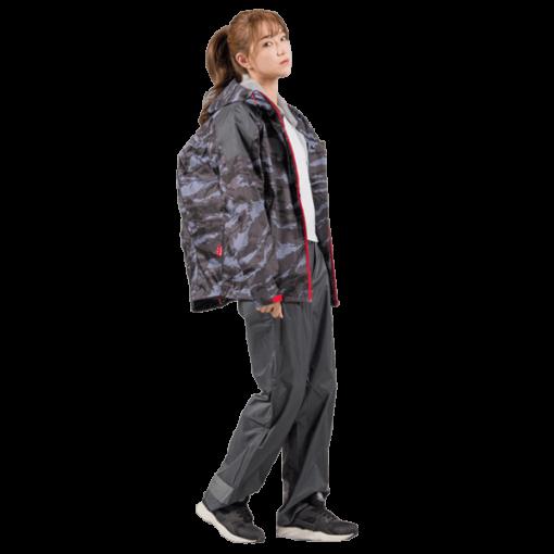 城市遊俠背包款風雨衣外套 14