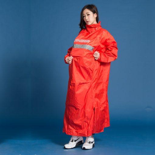 頂峰背包款太空式連身雨衣 4