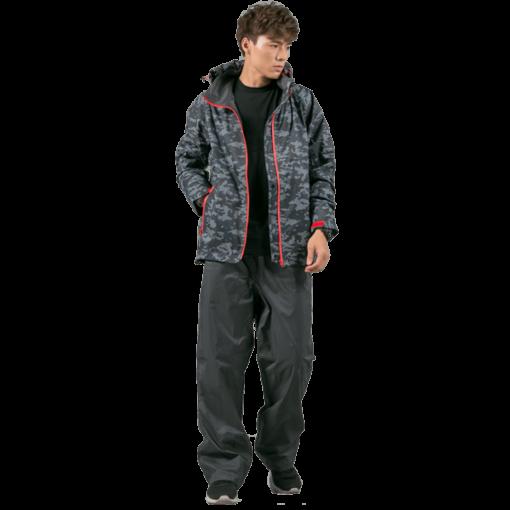 頑咖防水透氣機能風雨衣(三色) 1