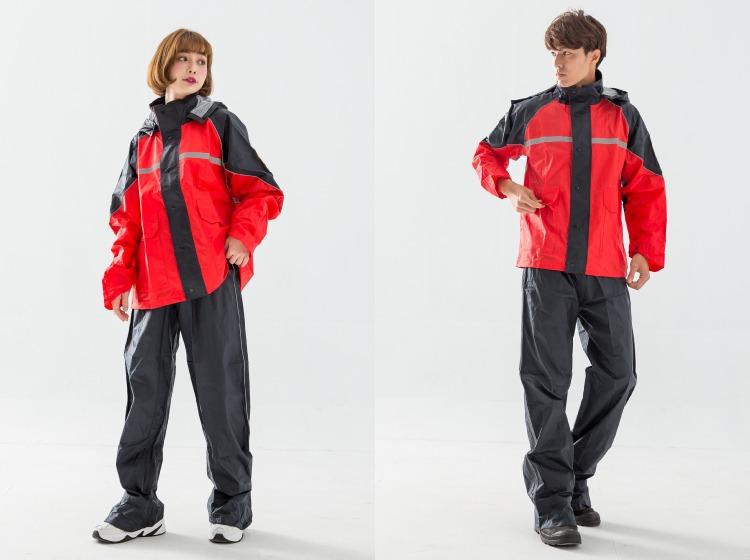 犀爾德兩件式雨衣 10