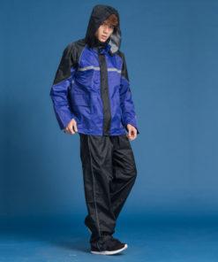 犀爾德兩件式雨衣 7