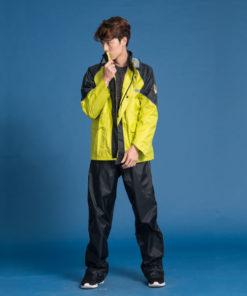 犀爾德兩件式雨衣 6