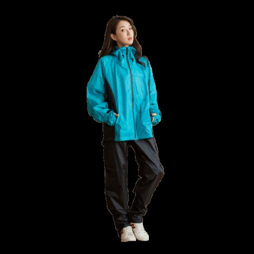 玩酷超潑水風雨衣外套 1