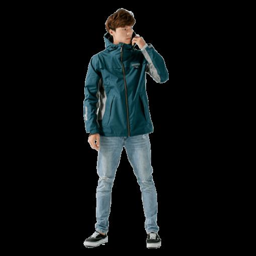 G.T對流透氣風雨衣外套 14
