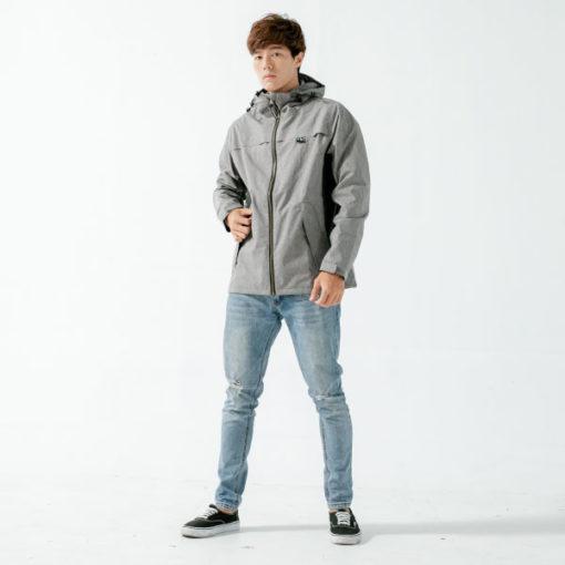 G.T對流透氣風雨衣外套 15