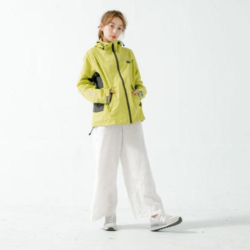 G.T對流透氣風雨衣外套 17