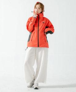 G.T對流透氣風雨衣外套 23