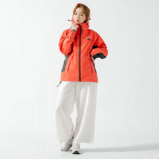 G.T對流透氣風雨衣外套 18