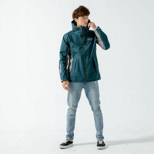 G.T對流透氣風雨衣外套 19