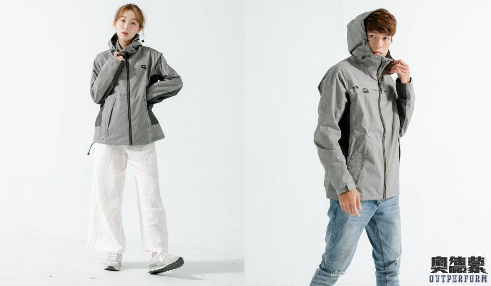 G.T對流透氣風雨衣外套 27