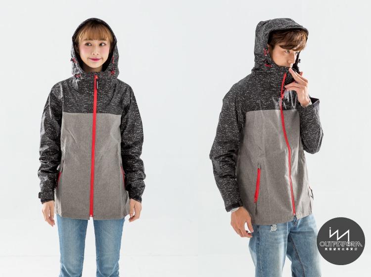 奧邁超快乾型風雨衣外套 26