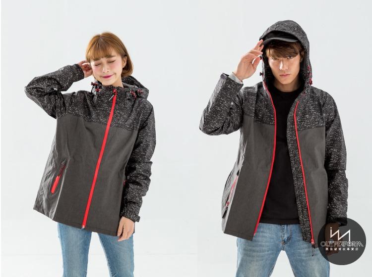 奧邁超快乾型風雨衣外套 28
