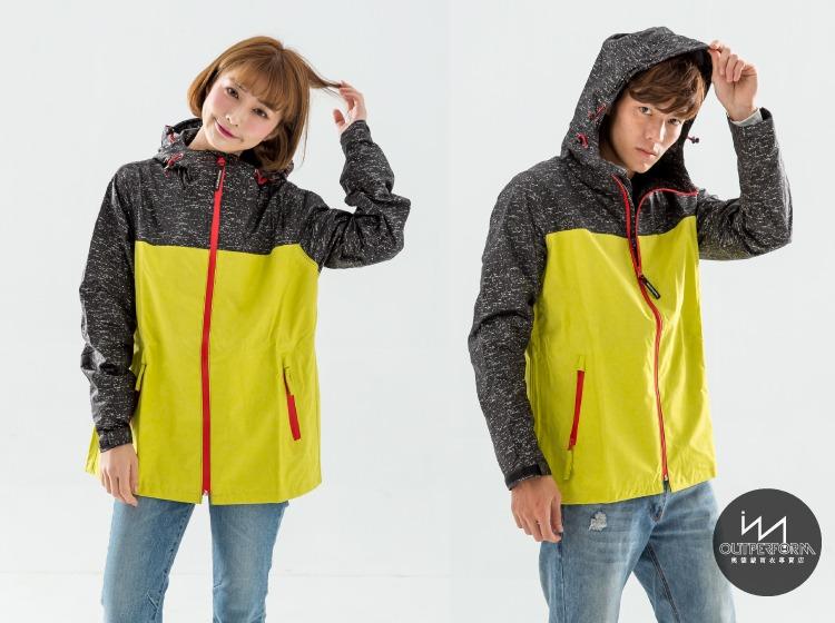 奧邁超快乾型風雨衣外套 29